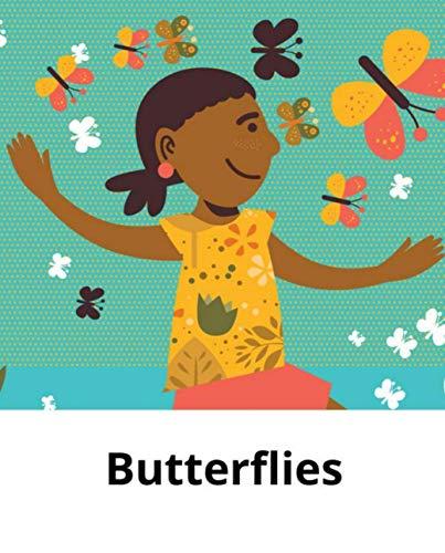 Butterflies: Children's Enlightenment Picture Book (English Edition)