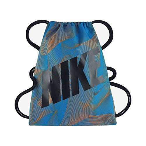Nike Sporttasche Graphic Gymsack, hellblau, 30.5 x 21.6 x 47 cm, 31 Liter, BA5120-407