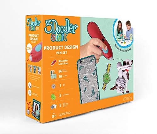 3DOODLER 62134 Start Product Design Pen Set, Multicolored