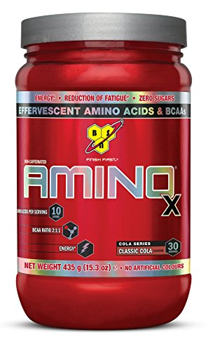 Bsn Amino X Classic Cola Polvere - 440 g