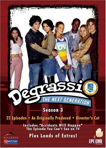 Degrassi The Next Generation - Season 3 [RC 1]
