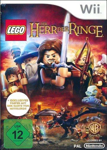 Lego Herr der Ringe Wii S.E.