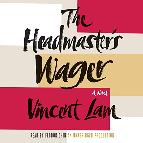 The Headmaster's Wager audiobook cover art