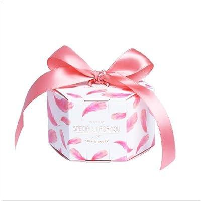 Amazon.com: Caja de caramelos para boda, fiesta, baby shower ...
