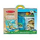 Melissa & Doug 40806 Let's Explore Fishing Set | Pretend Play | 3+ | Gift for Boy or Girl