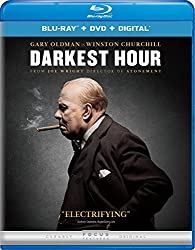 Darkest Hour on Blu-ray, DVD, and Digital HD from Universal Studios