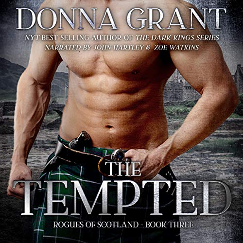 The Tempted audiobook cover art