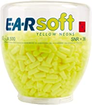 3M E-A-R E-A-Rsoft gele Neons oordopjes, 36 dB, navulfles, 500 paar/fles, PD-01-002