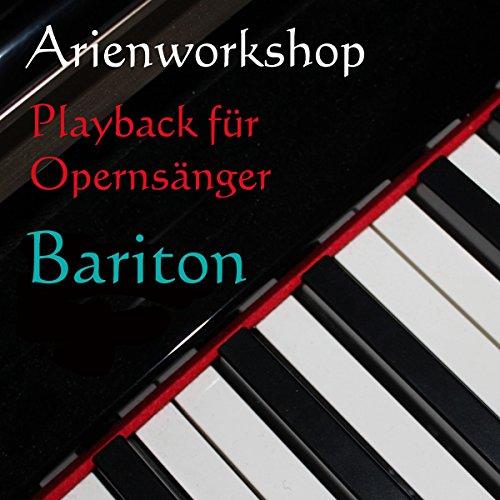 Playback für Opernsänger Bariton