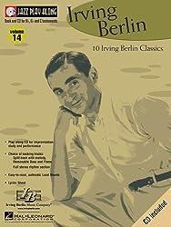 MUSIC SALES LTD - Tout instrument- Berlin Irving - Jpa V.14 Irving Berlin + Cd
