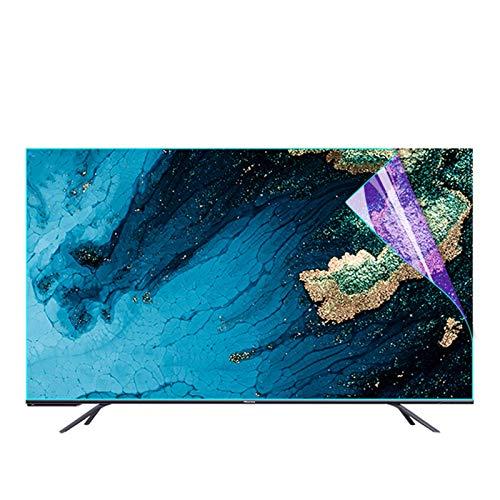 GFSD Amplia Personalización Protector de Pantalla de TV, Filtro Anti-luz Azul/Anti-Rayado Aliviar La Fatiga Ocular Reducir La Radiación (Color : HD Version, Size : 40 Inch 875 * 483mm)
