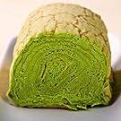 京都フレーバーズ ミルクレープ ロールケーキ 抹茶 箱入り 1本 2~3人向け 冷凍 父の日 ギフト 誕生日スイーツ お取り寄せ