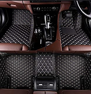 AU Made 3D Fully Covered Customised Right Hand Driving Car Floor Mats + Boot Mats Carpets Multi-Colours for LDV G10 2018-2...