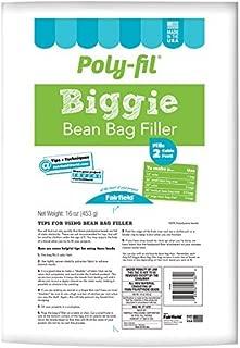 Fairfield Poly-Fil Biggie Bean Bag Filler-16oz Fob: Mi