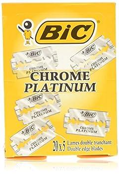 Best bic chrome platinum Reviews