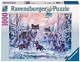 Ravensburger - Lobos, Puzzle de 1000 Piezas (19146 8)