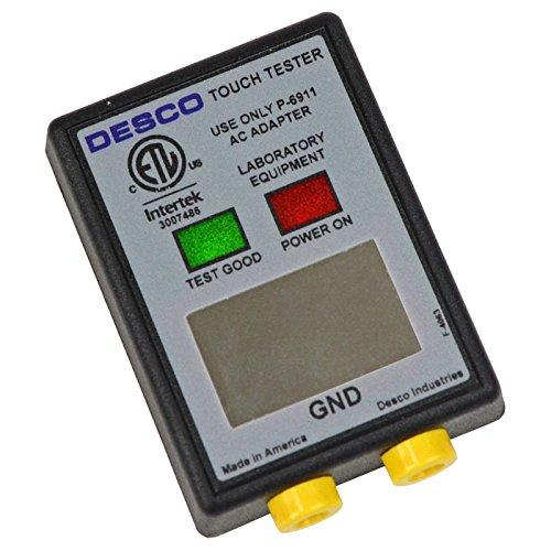 DESCO Brand 19350 Wrist Strap Tester, NIST Calibrated