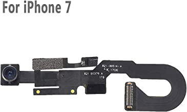 """UTechZH 7MP Facing Front Camera Flex Cable W/Proximity Sensor Light Microphone Replacement Part Compatible for iPhone 7 4.7"""" (All Carriers)"""