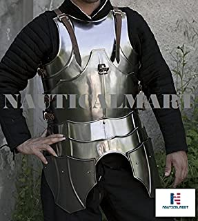 NauticalMart Gothic Half Suit of Armour-Medieval Breastplate Knight Armor