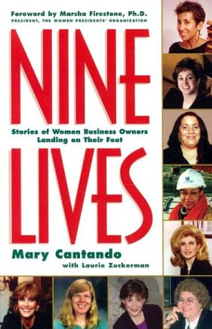 Nine Lives: Stories Of Women Business Owners Landing On Their Feet