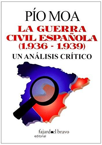 La Guerra Civil Española (1936-1939)