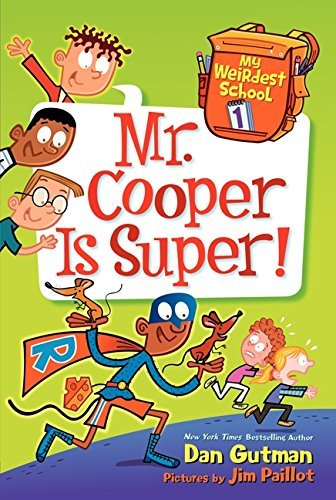 [(Mr. Cooper is Super!)] [By (author) Dan Gutman ] published on (March, 2015)