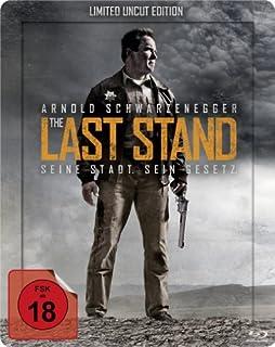The Last Stand-Ltd.Uncut Steelbook (Bd) [Blu-ray] (B00BSJ2W8A) | Amazon price tracker / tracking, Amazon price history charts, Amazon price watches, Amazon price drop alerts