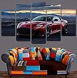 GSDFSD Bilder Aston Martin DBS Superleggera - Wandbild 200