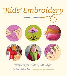 Best kids embroidery projects for kids of all ages Reviews