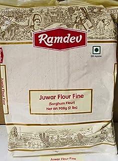 Ramdev Juwar (Sorghum) Flour, 1 kg