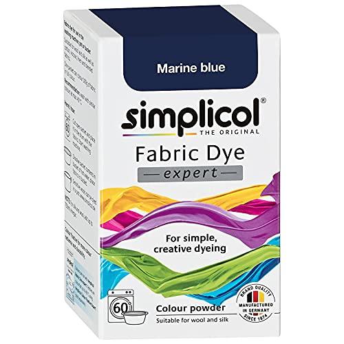 simplicol 12538 - Tinte textil (150 g), color azul marino