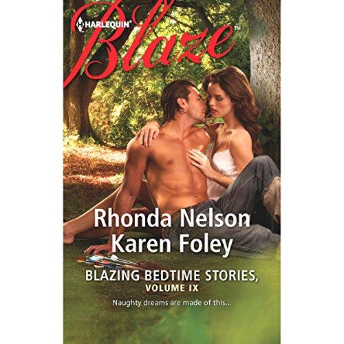 Blazing Bedtime Stories, Volume IX cover art
