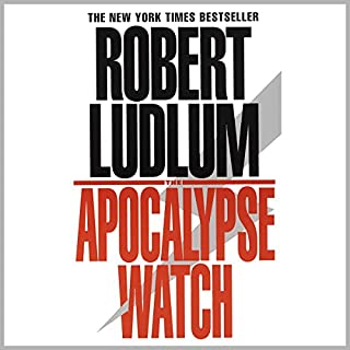 The Apocalypse Watch audiobook cover art