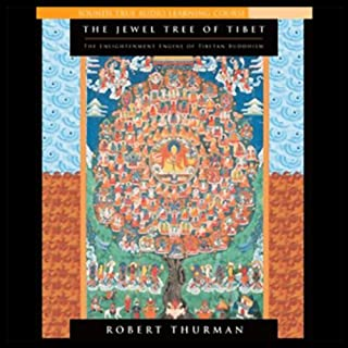 The Jewel Tree of Tibet     The Enlightenment of Tibetan Buddhism              By:                                                                                                                                 Robert Thurman                               Narrated by:                                                                                                                                 Robert Thurman                      Length: 9 hrs and 22 mins     486 ratings     Overall 4.3