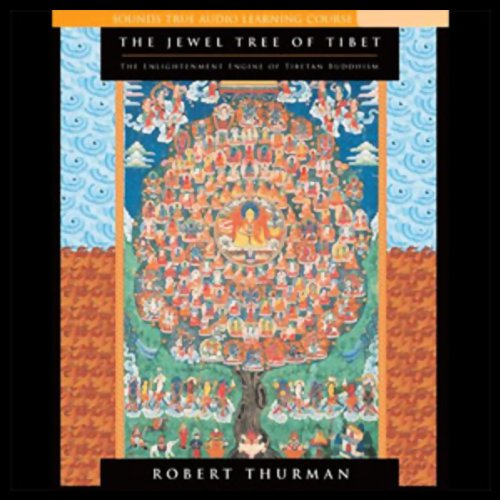 The Jewel Tree of Tibet audiobook cover art