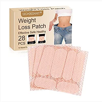 Slimming Patches for Weight Loss, Slimming Patches, Weight Loss Patches, Weight Loss Sticker, Fit Slim Fat Burning Sticker for Loose Belly Arms and Thigh, Quick Slimming from Segminismart