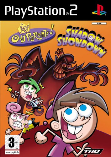Fairly Odd Parents Shadow Showdown (PS2)