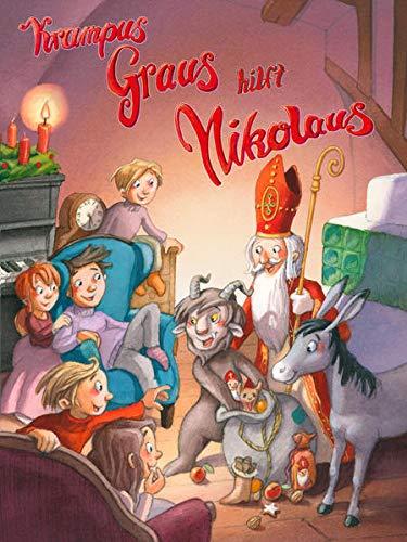 Krampus Graus hilft Nikolaus