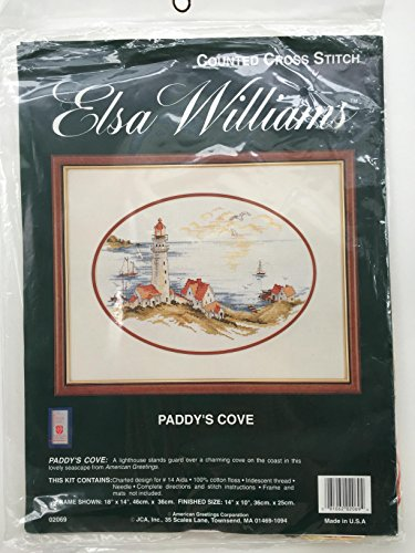 Elsa Williams Counted Cross Stitch Kit