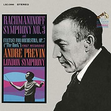Rachmaninoff: Symphony No. 3 in A Minor, Op. 44
