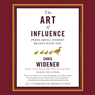 The Art of Influence     Persuading Others Begins With You              By:                                                                                                                                 Chris Widener                               Narrated by:                                                                                                                                 Chris Widener                      Length: 1 hr and 40 mins     145 ratings     Overall 4.5
