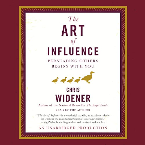 The Art of Influence cover art