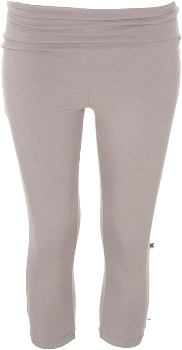 KicKee Womenswear Solid Performance Jersey New Orleans Mall 4 3 Legging 55% OFF