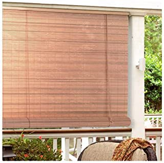 36e1fd153096 Amazon.com  Brown - Roller Shades   Blinds   Shades  Home   Kitchen