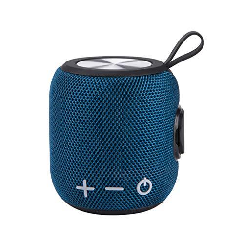 Beaums Bluetooth 4.2 Lautsprecher Cordless Subwoofer drahtloser Bluetooth Lautsprecher, drahtloses Resonanzkörper, Bluetooth Mini Micro-USB-Lautsprecher Outdoor Sound Box