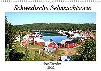Schwedische Sehnsuchtsorte (Wandkalender 2022 DIN A3 quer): Eine Bilderreise durch Schweden zu Orten, die die Sehnsucht wecken (Geburtstagskalender, 14 Seiten )