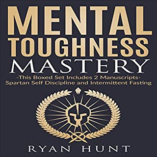 Mental Toughness Mastery audiobook cover art