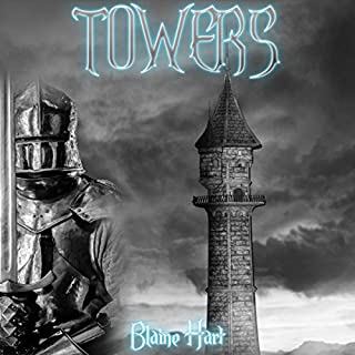 Towers audiobook cover art