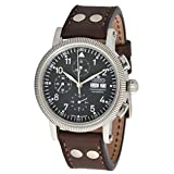 ARISTO 4H86 ETA Valjoux7750 - Orologio da polso da uomo, con cronografo automatico, cintur...
