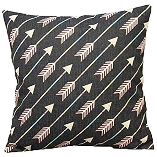 King34Webb - Federa copricuscino Ammazona, per divano, letto, decorazione per la casa, 16 x 16 cm